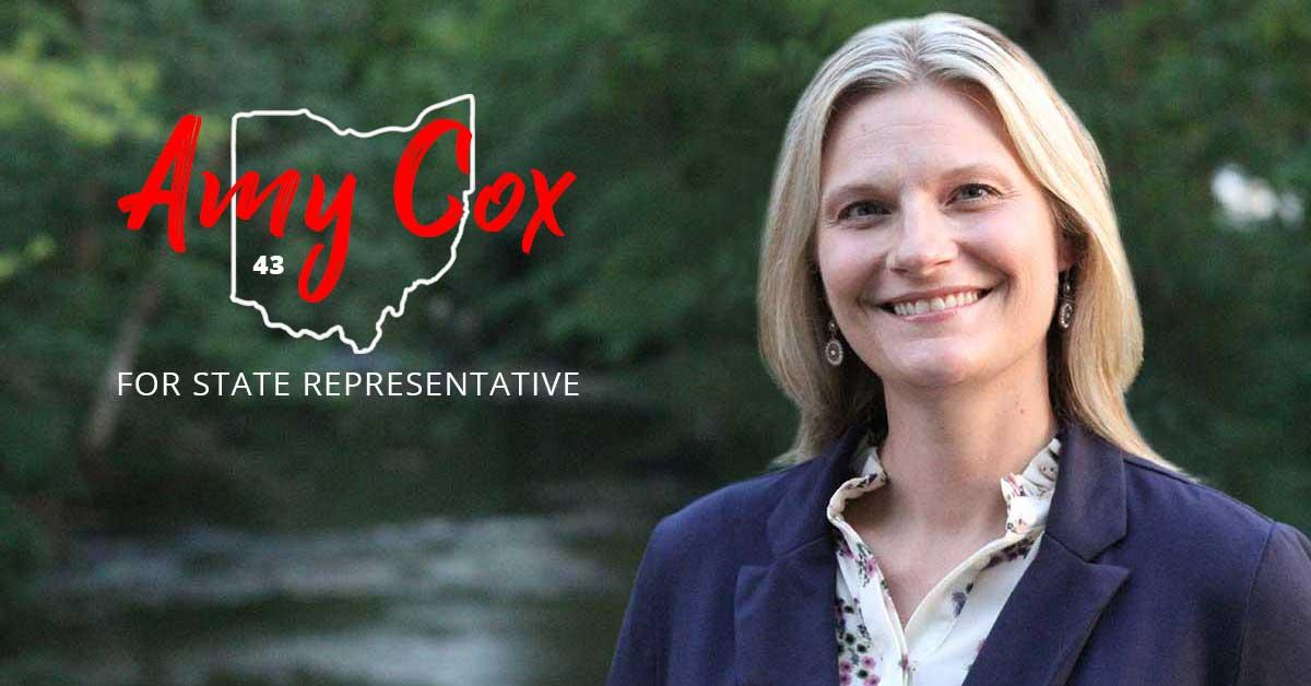 Amy Cox For State Representative in Ohio District 43