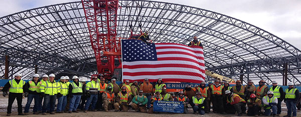 Ironworkers Local Union 290