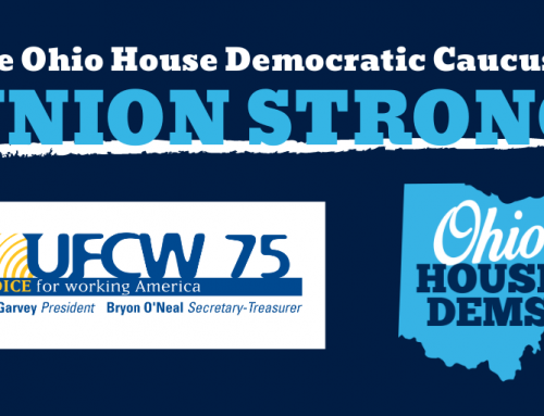 Ohio House Democratic Caucus Campaign Staff Unionize with United Food & Commercial Workers Local 75